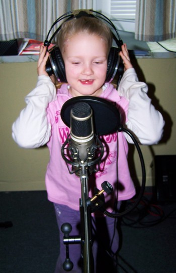 2007-02 Kinderlied Studioproduktion